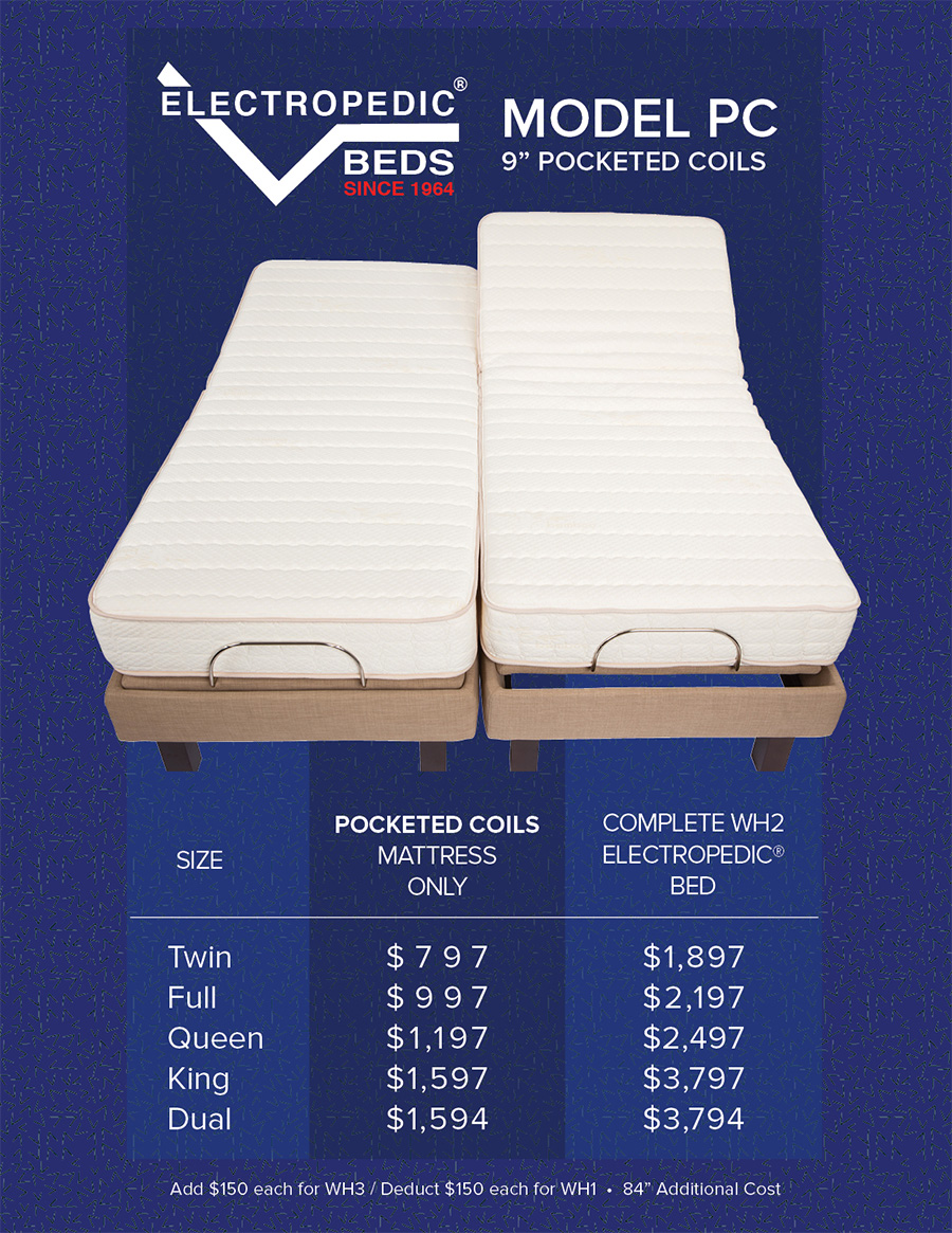 Used Latex Foam Adjustable Bed Mattresses Discount Natural