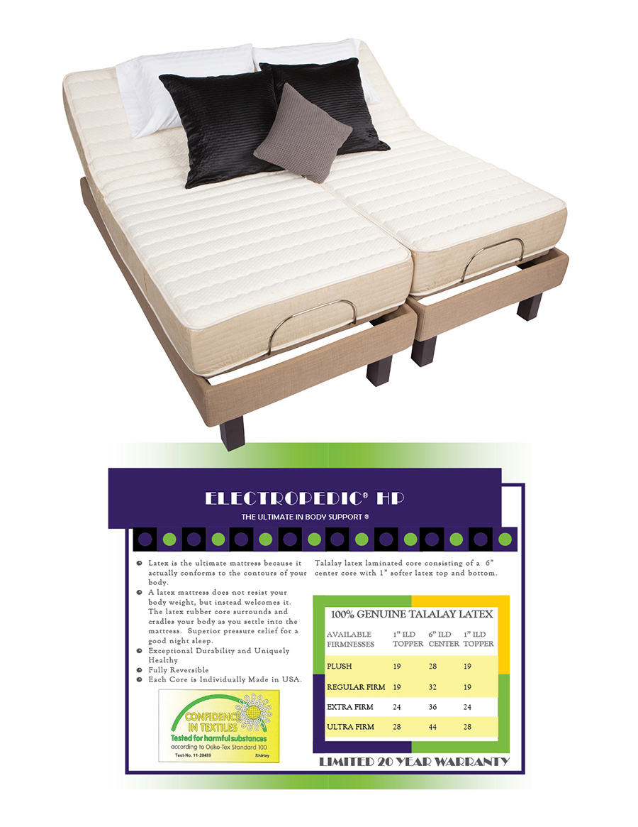 san jose Adjustable-Beds