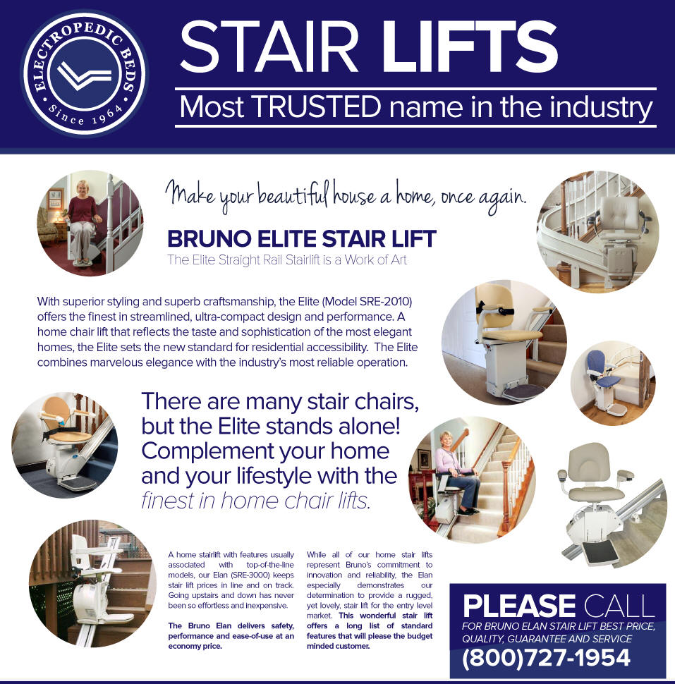 Phoenix AZ stairlifts Bruno Stair Lift Acorn Stair Chair Lifts