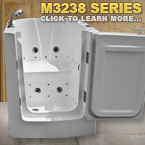 M3238 Series Walk In Tubs