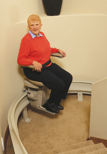 stairlift LA stair lift