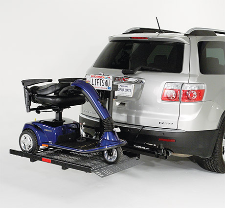 epedic mobility car lift