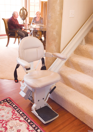 Bruno Electra-Ride Elite Stairlift