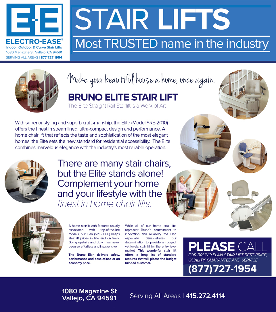san jose stair lifts