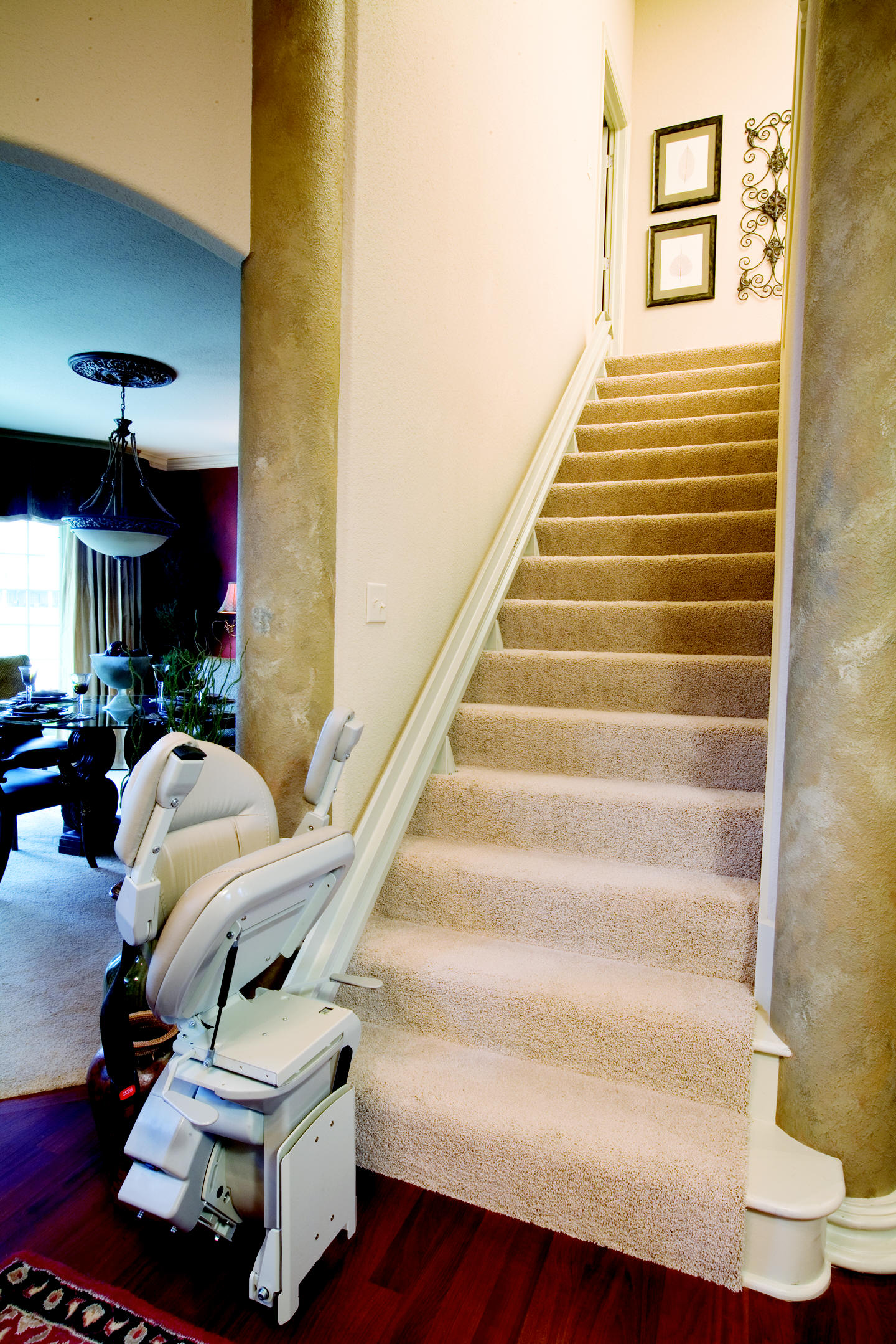 Bruno Com Stairlifts Straight Stairway Anaheim Are