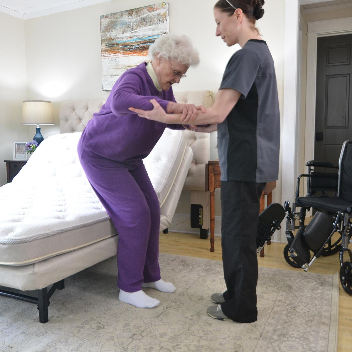 Picture of: Hi Lo Fully Electric Flexa Bed Scottsdale Senior Store Az Adjustable Hospital Bed