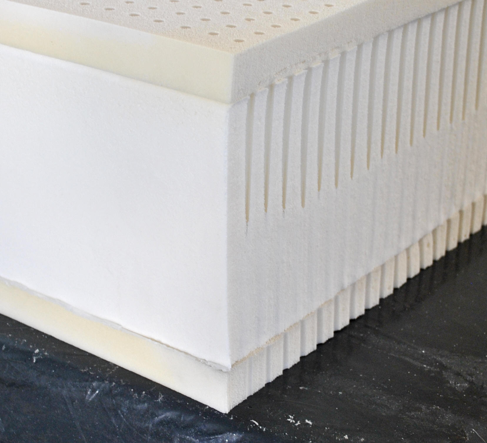 HIGH-PROFILE Natural Beds Organic Latex Mattress