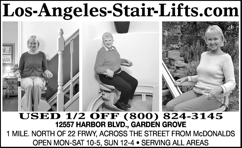 los angeles stair lifts bruno acorn stairway staircase la chair stairlift