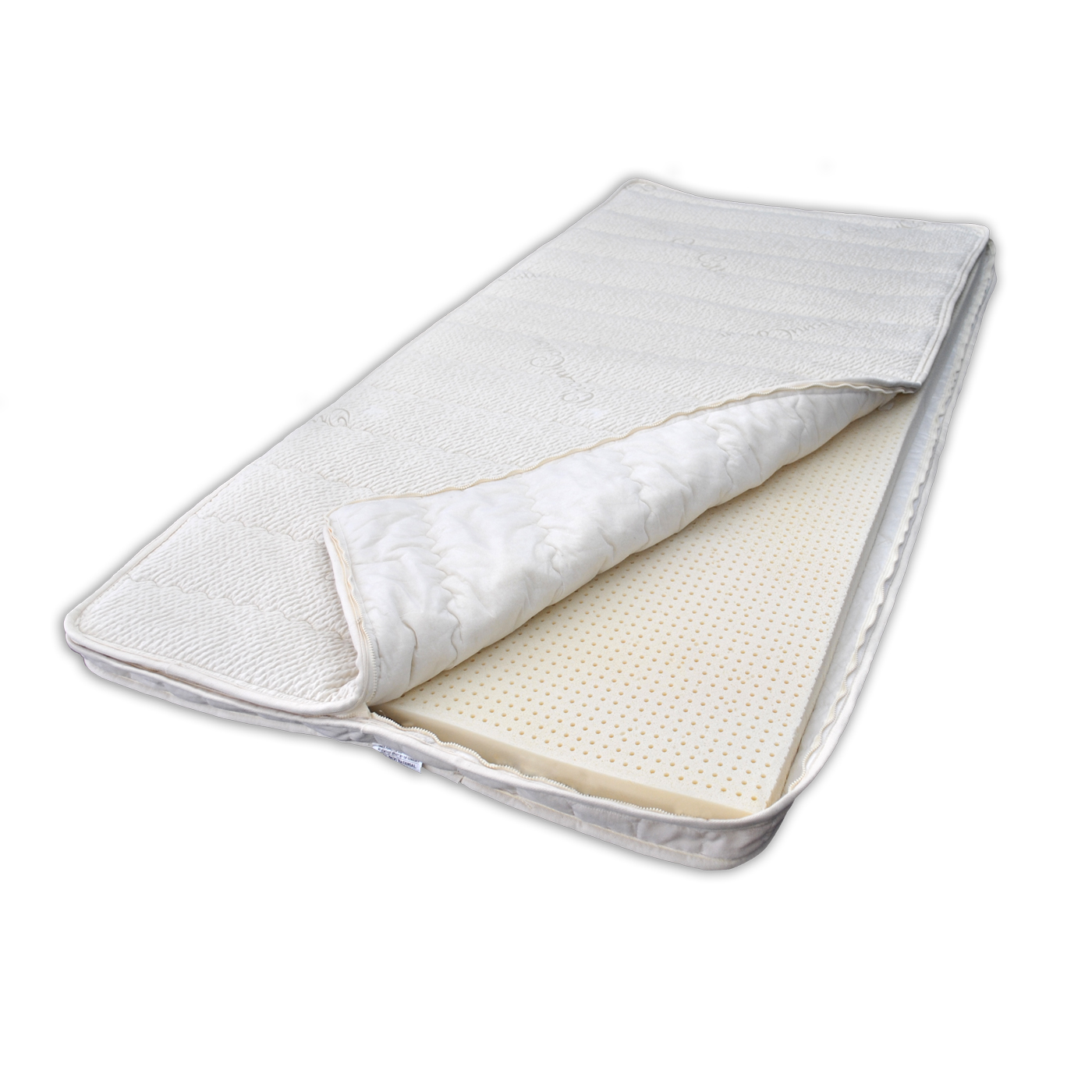 highest rated Soft Latex Mattress Pad Topper