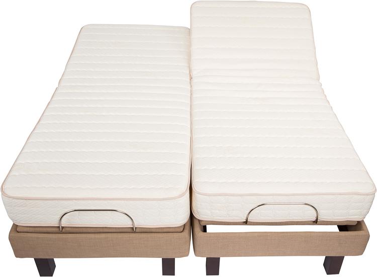 pocketed coil innerspring adjustable bed mattress spring inner spring pocket coil mattress