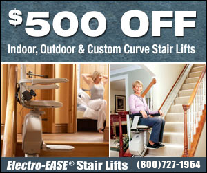 los angeles stair lifts straight