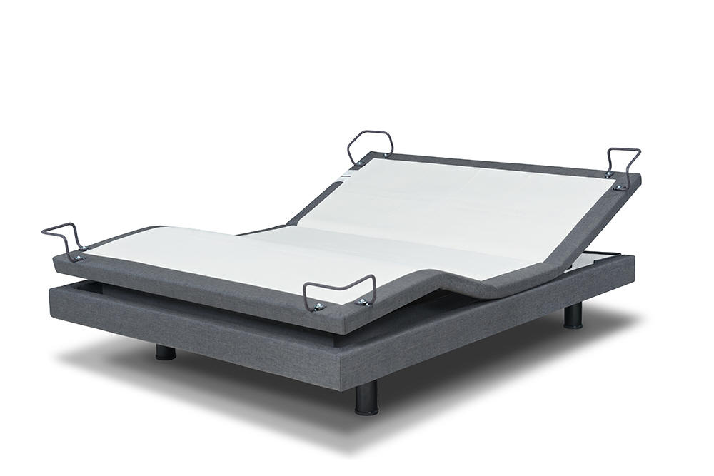 reverie 73 adjustable bed motorized power base zero gravity