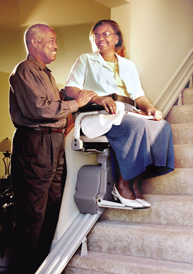 Electra-Ride� LT stairlift