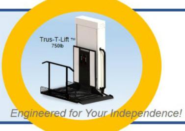 Trus T Lift 02 vpl phoenix az authorized wheelchair elevator vertical platform porch lift vertical platform lift wiring diagram at crackthecode.co