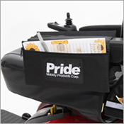 Pride Accessory Bag not Medicare approved for a Power Chair