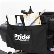 Arm Mount Saddlebag