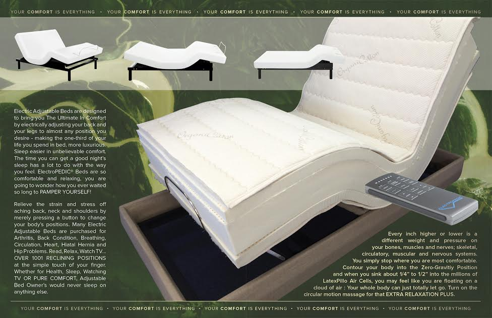 most comfortable adjustable bed Bakersfield CA reviews