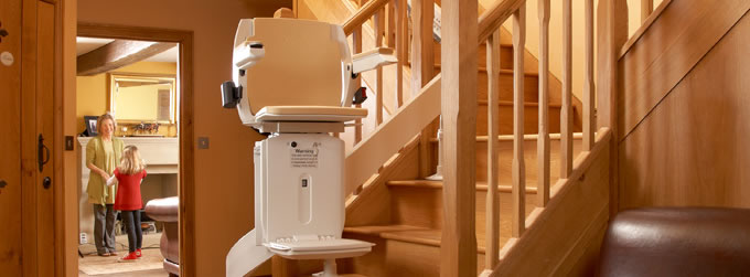 Curved Best Stair Lifts Anywhere In The Orange County Ca