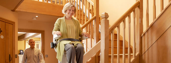 Inexpensive cheap affordable used seconds recycled stairlifts Placentia, San Clemente, San Juan Capistrano, Santa Ana, Seal Beach