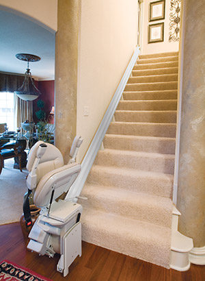los angeles stair lifts