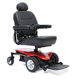 Jazzy Elite ES pridemobility.com electric motorized power los angeles ca wheel chair