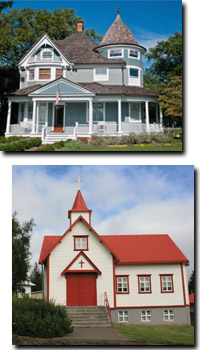 House and Church