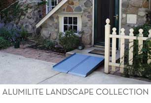 AlumiRamp AlumiLite Landscape Collection
