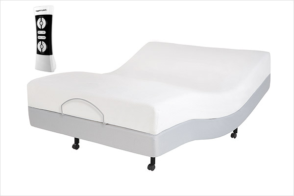 adjustable bed motorized frame power base by leggett & platt inglewood ca