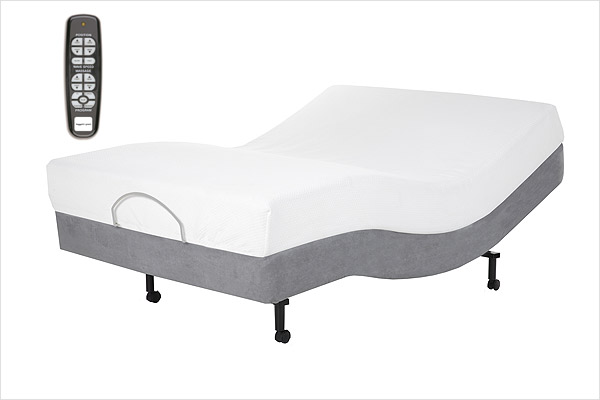 adjustable bed motorized frame power base by leggett & platt huntington beach