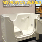 M3060WCA Series Walk In Tubs