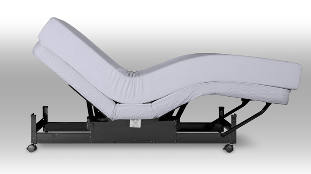 med lift adjustable beds available in twin queen dual queen and dual king hiatal herniaacid reflux model keeps a straight head to foot elevation