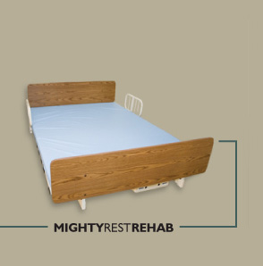 Mighty Rest Rehab Bed