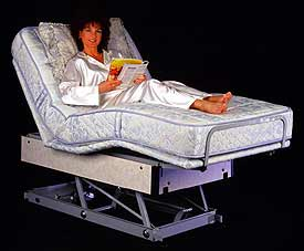 Adjustable & Hi-low Beds by Transfer Master