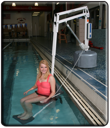 Contact Pool Lifts Ada Compliant For Hotel Spa Lifts