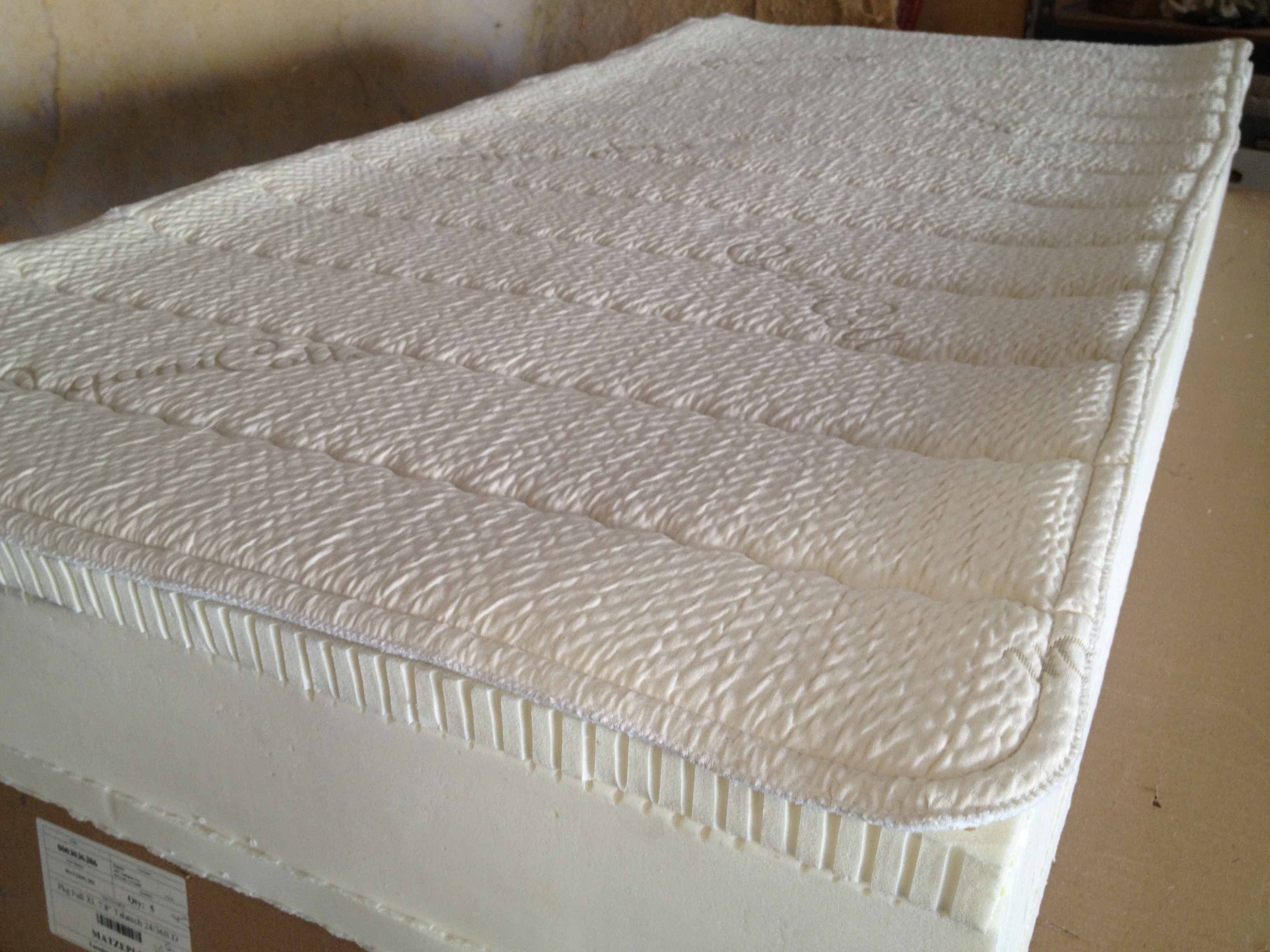 latex foam bariatric mattress