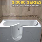 M060 Series Step In Tub