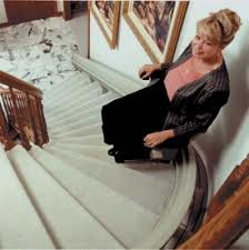 stairlift seconds
