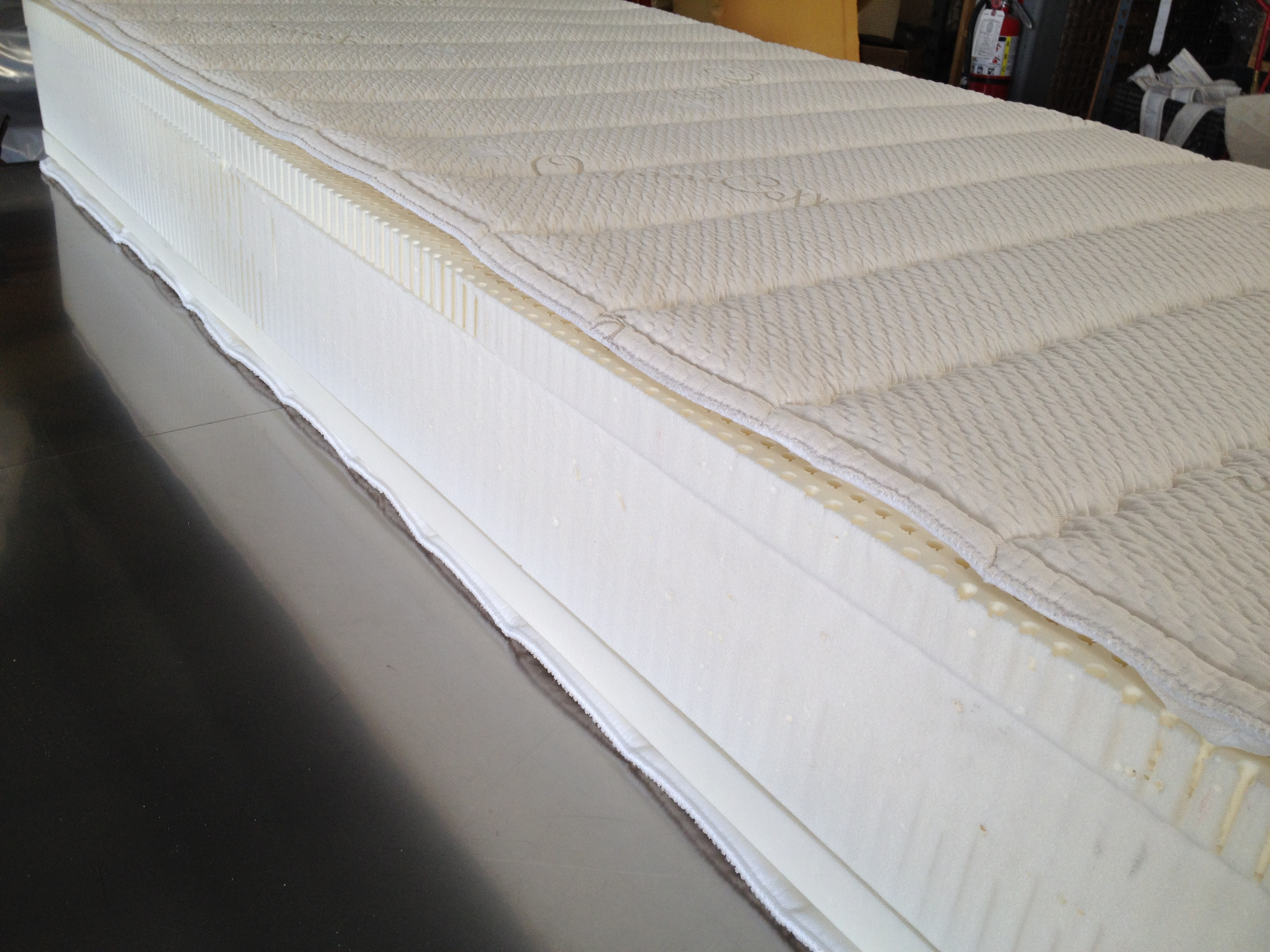 order direct from the latexpedic latex mattress factory and save up to 50 and more call the latexpedic latex mattress factory toll free - Latex Bed