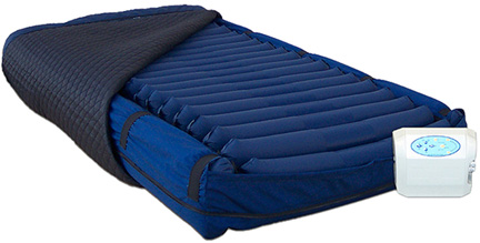1000 POUND WEIGHT CAPACITY TRI FLEX II AIR MATTRESS