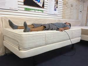 anaheim latex mattress ergomotion