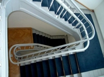 handicare rembrandt curved rails Los Angelesstairlift