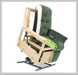 pridemobility liftchair