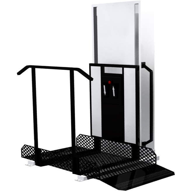 Vpl Phoenix Az Authorized Wheelchair Elevator Vertical
