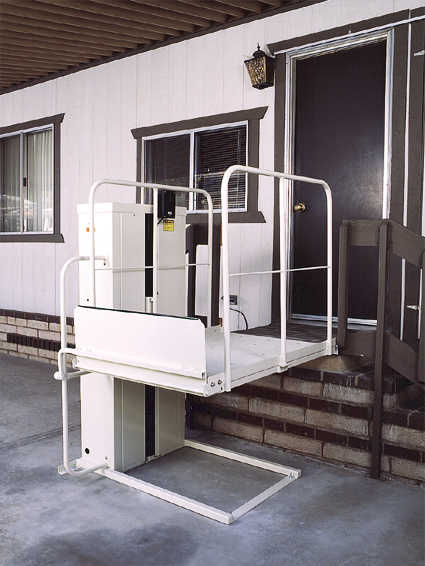 Mac S Lift Gate Pl50 Pl72 Wheelchair Lifts