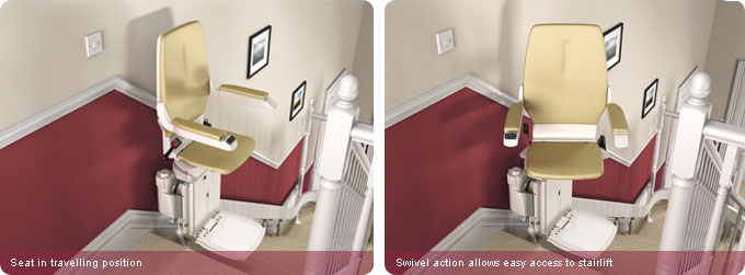 Stair Lifts Acorn 130 Stair Lifts Are Designed For