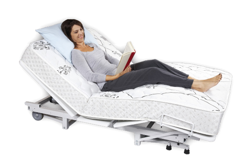 The Floor Hugger Hospital Bed