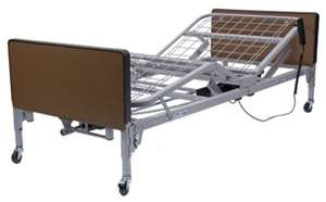 BIG BOYZ Medical bariatric Beds extra wide obese full