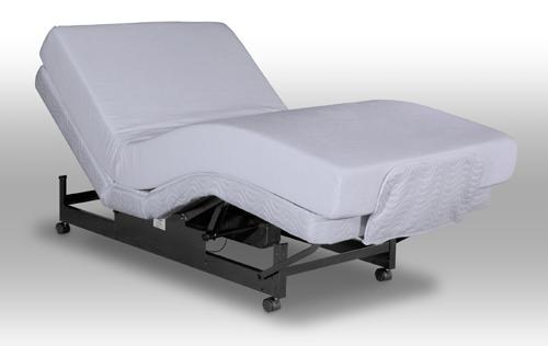 adjustable bed models electropedic flex a bed leggett and platt reverie primo and medlift. Black Bedroom Furniture Sets. Home Design Ideas