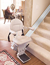 Electra-Ride Elite Straight rails stairlift