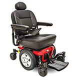 Select 600 Pride Jazzy Electric Wheelchair Powerchair phoenix az scottsdale sun city tempe mesa are glendale chandler peoria gilbert chandler surprise  . Motorized Battery Powered Senior Elderly Mobility